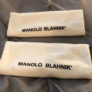 Set of 2 Manolo Blahnik dust bags